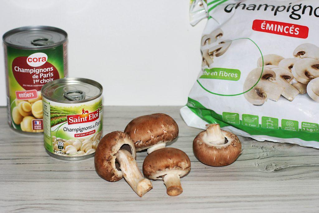 légumes surgelé ou frais
