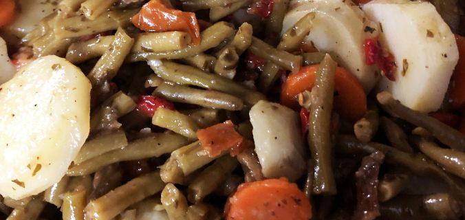 poelée de légumes