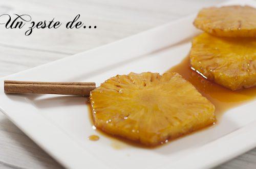 ananas roti