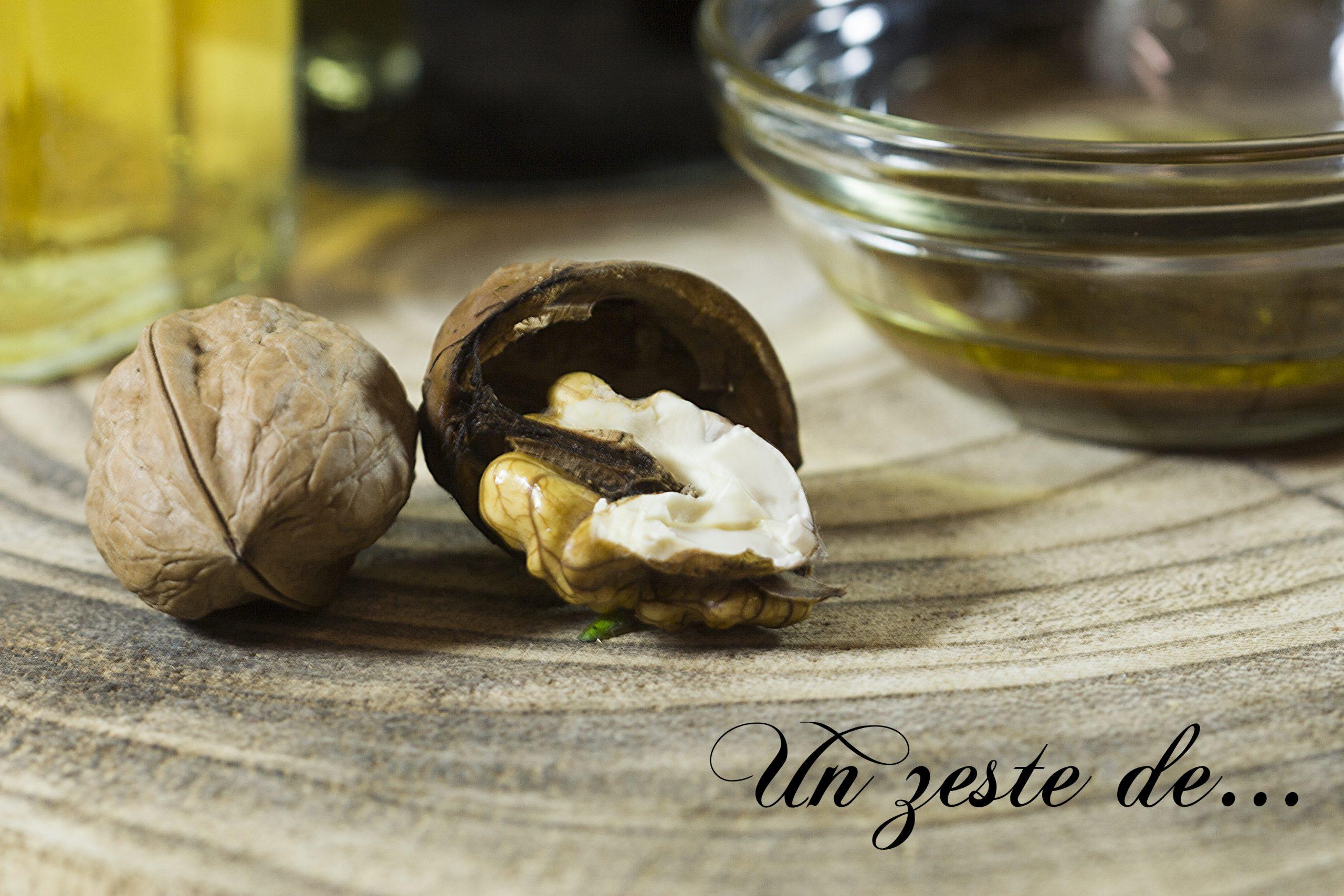 Vinaigrette aux noix