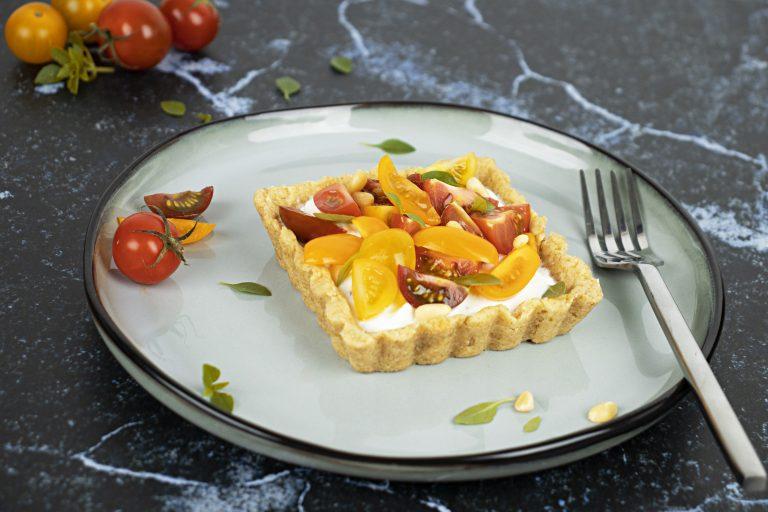 tartelette tomate cerise